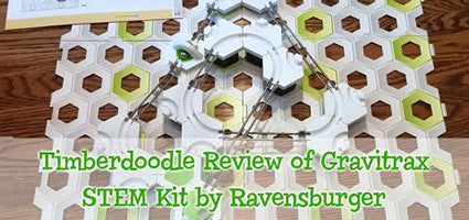 GraviTrax Deluxe Set Review by Purposeful Homeschool