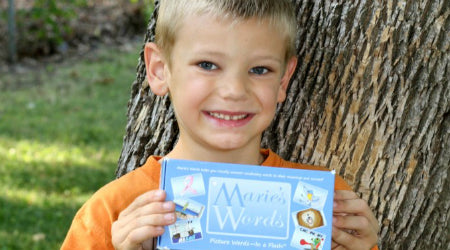Review of Marie's Words by Modest Mom blog