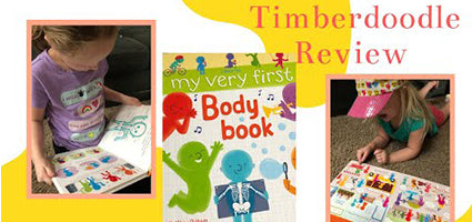 My Very First Body Book Review by Educational Roots