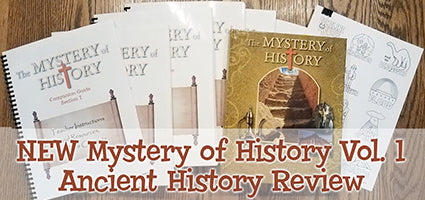 Mystery of History Review by Purposeful Homeschool