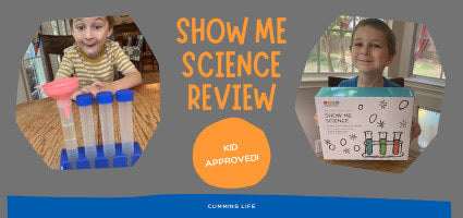 Show Me Science: Slime, Crystals & More Review by Cummins Life