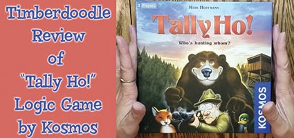 Tally Ho! Review by Purposeful Homeschool