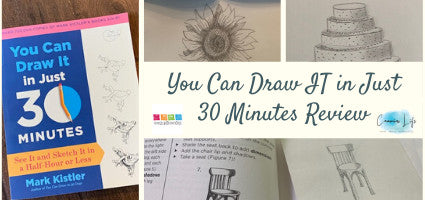 You Can Draw It in Just 30 Minutes Review by Cummins Life