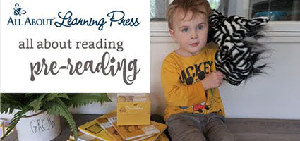 All About Reading Pre-Reading Review by The Coulter Coop