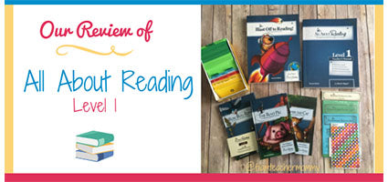All About Reading 1 Review by Fil-Am Teacher Mommy