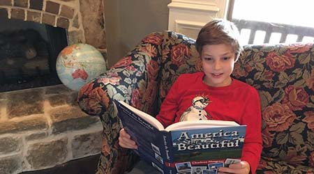 America the Beautiful Review by the Flanders Family