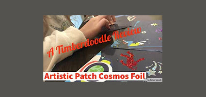 Cosmos Foil Review by Educational Roots