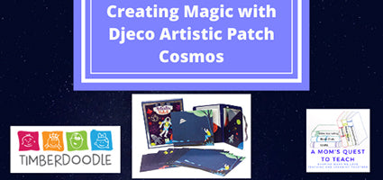Cosmos Foil Review by A Mom's Quest to Teach