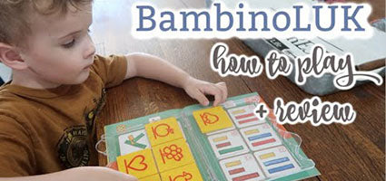bambinoLUK Set A Review by The Coulter Coop