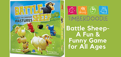 Battle Sheep Review by Educational Roots
