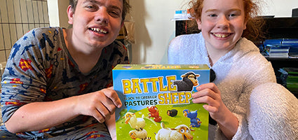 Battle Sheep Review by Just a Mom Trying to Make It Happen