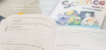 Building Blocks of Science Review by Mama Smiles