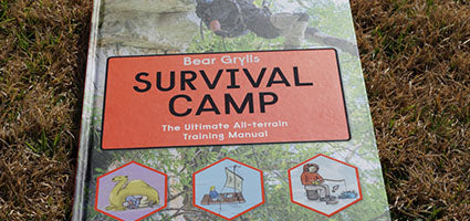 Bear Grylls Survival Camp Review by Andrea Beam