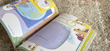 Berenstain Bears Big Book of Science Review by The M Word