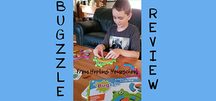 Bugzzle Review by Hopkins Homeschool