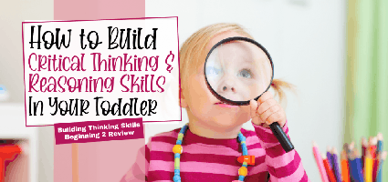 Building Thinking Skills Beginning 2 Review by Homeschool and Humor