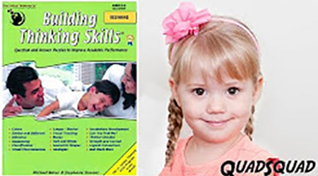 Beginning Thinking Skills Review by Quad Squad