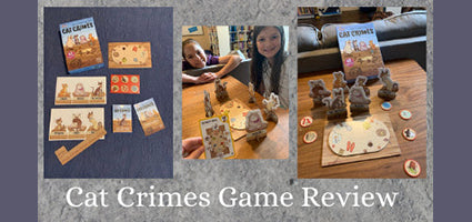 Cat Crimes Review by Cummins Life