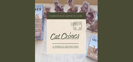 Cat Crimes Review by Roads to Everywhere
