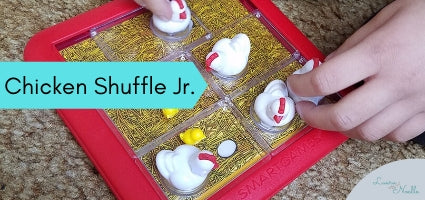 Chicken Shuffle, Jr. Review by Laura Noelle