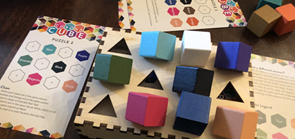 Chroma Cube Review by Cosmic Montessori School