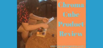 Chroma Cube Review by Jump Into Genius