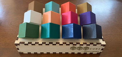 Chroma Cube Review by My Penned Heart