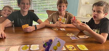 Clumsy Thief Junior Review by Flanders Family Homelife