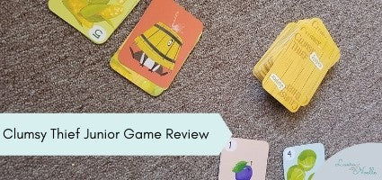 Clumsy Thief Junior Review by Laura Noelle