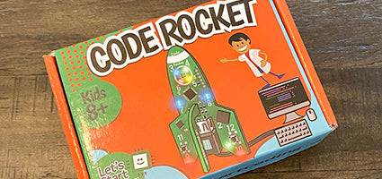Code Rocket Review by Just a Mom Trying to Make It Happen