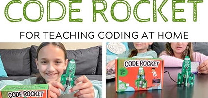 Code Rocket Review by Mimi's Dollhouse