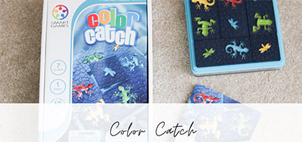 Color Catch Smart Game Review by  Coffee. Mom. Repeat.