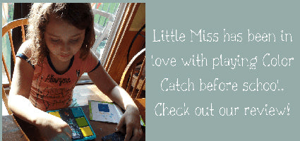 Color Catch Smart Game Review by  Hopkins Homeschool