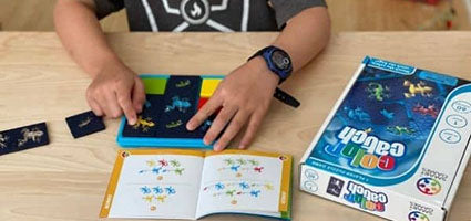 Color Catch Smart Game Review by  Mombrite