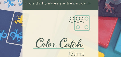 Color Catch Smart Game  Review by  Roads to Everywhere