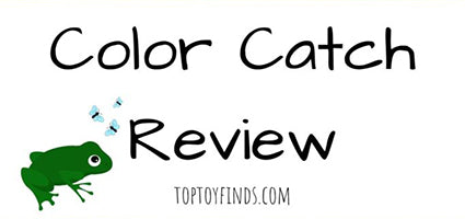 Color Catch Smart Game Review by  Top Toy Finds