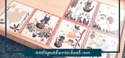 Create A Story Review by Create Your Homeschool