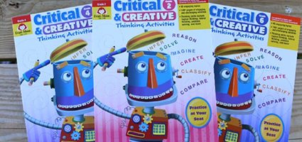Critical And Creative 6 Review by Big Family Blessings