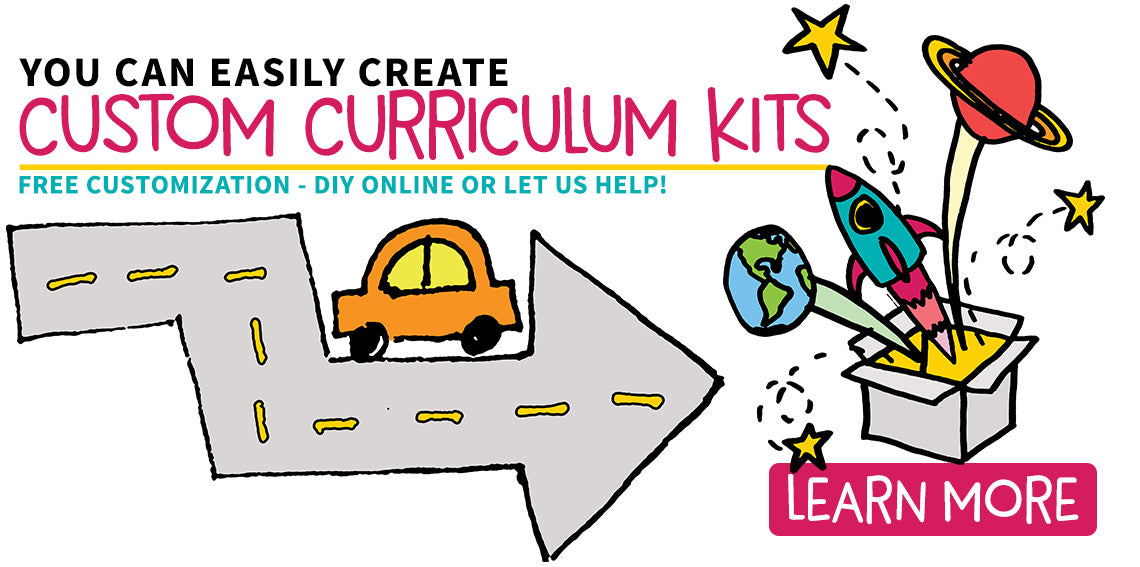 2019 Custom Curriculum Kits