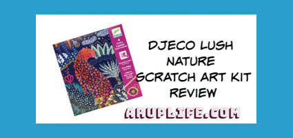 Djeco Lush Nature Review by A Rup Life