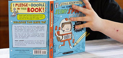 Doodle Adventures Review by Little Earthling
