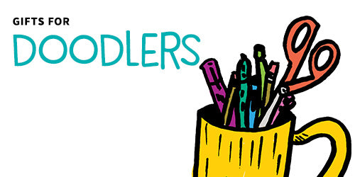 Gifts for Doodlers