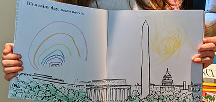 Doodle Washington DC Review by Anyday Blessings