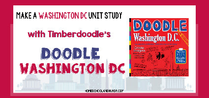 Doodle Washington DC Review by Homeschool and Humor