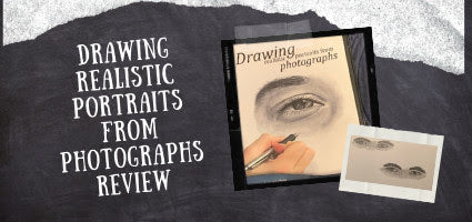 Drawing Realistic Portraits from Photographs DVD Review by Cummins Life