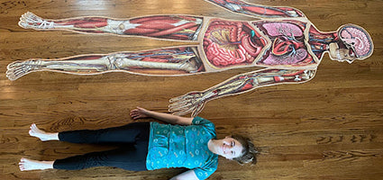 Dr. Livingston's Anatomy Jigsaw Puzzles - Set of 7 Review by Homeschool Happenings