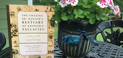 The Amazing Dr. Ransom's Bestiary of Adorable Fallacies Review by Big Family Blessings