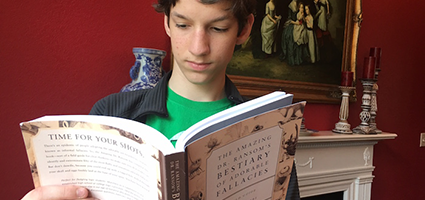 The Amazing Dr. Ransom's Bestiary of Adorable Fallacies Review by Flanders Family Homelife