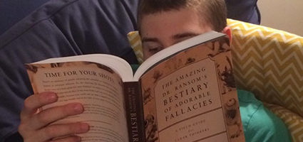 The Amazing Dr. Ransom's Bestiary of Adorable Fallacies Review by To Sow a Seed