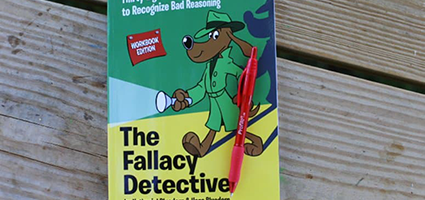 The Fallacy Detective Review by Big Family Blessings
